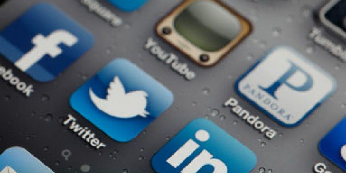 Reichweiten der Tageszeitungen im Social Web