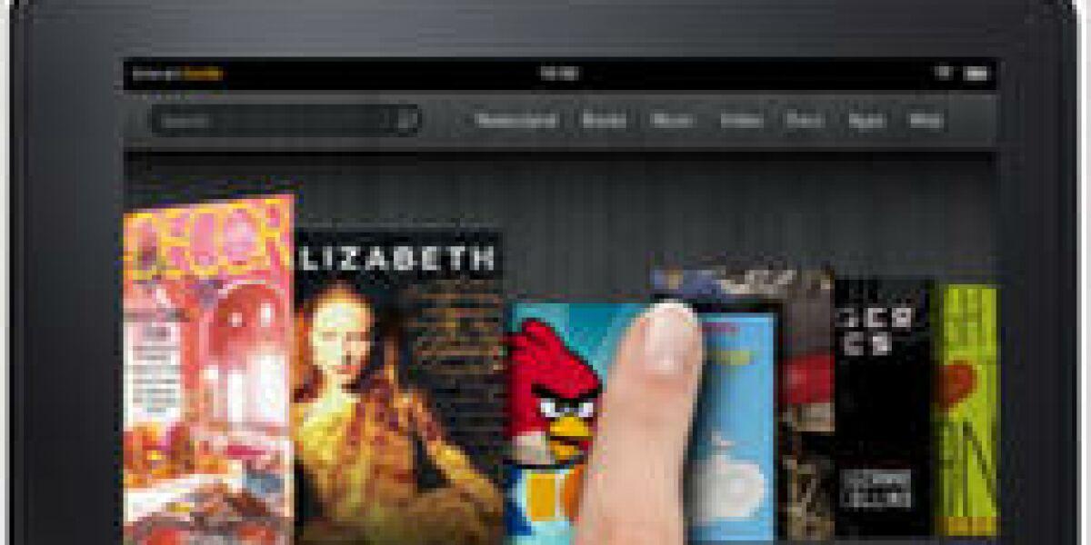 Volles App-Erlebnis auf Kindle Fire