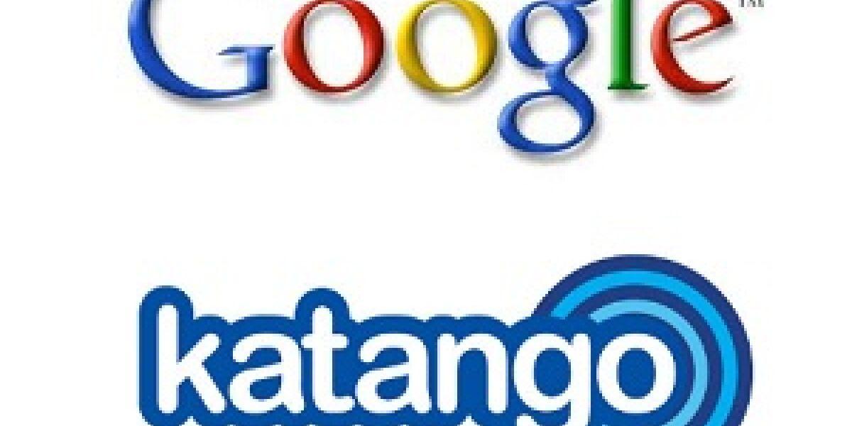 Katango von Google aufgekauft
