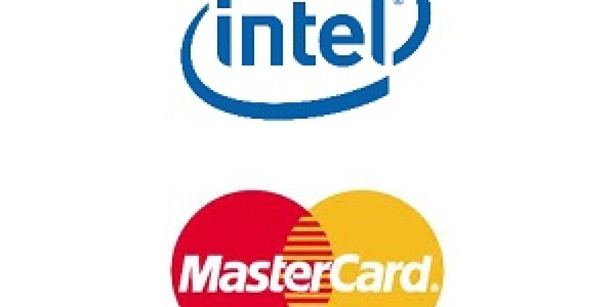 Intel und Mastercard kooperieren