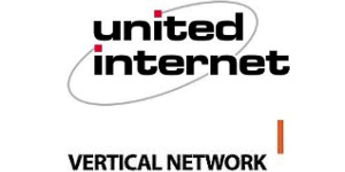 United Internet und Vertical Network kooperieren