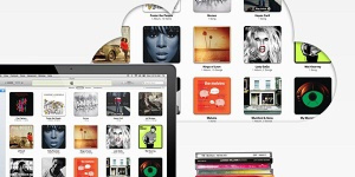Apple bringt iMatch