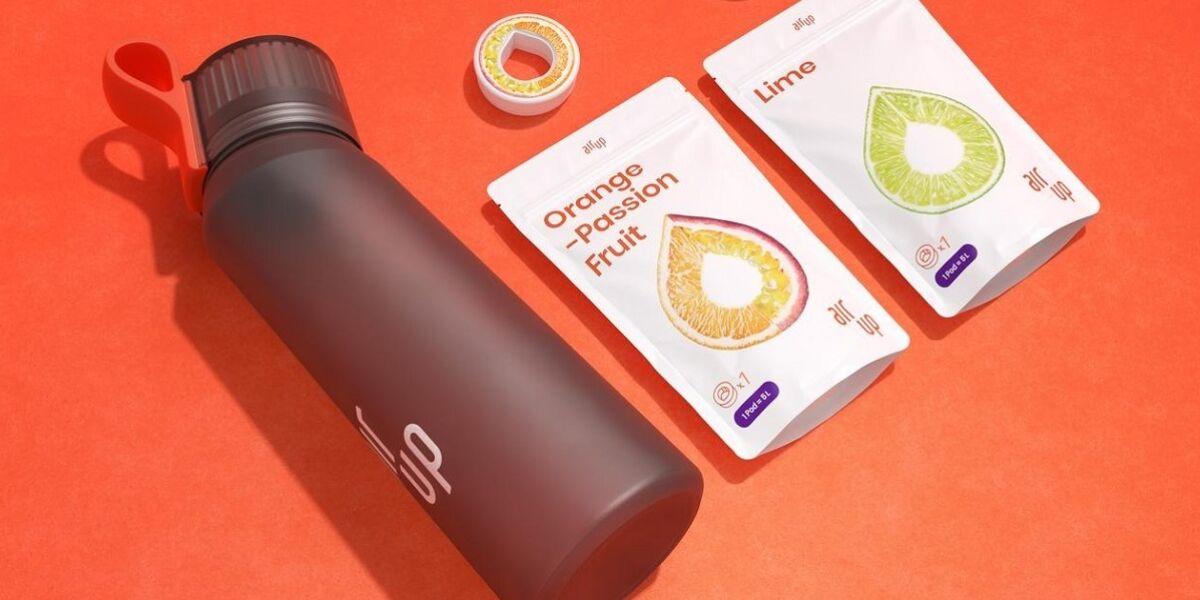 Air Up Trinkflasche und Duft-Pods