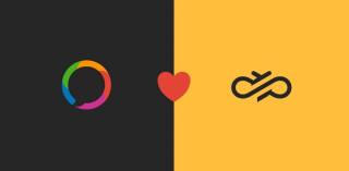 MessengerPeople und Sinch Logos