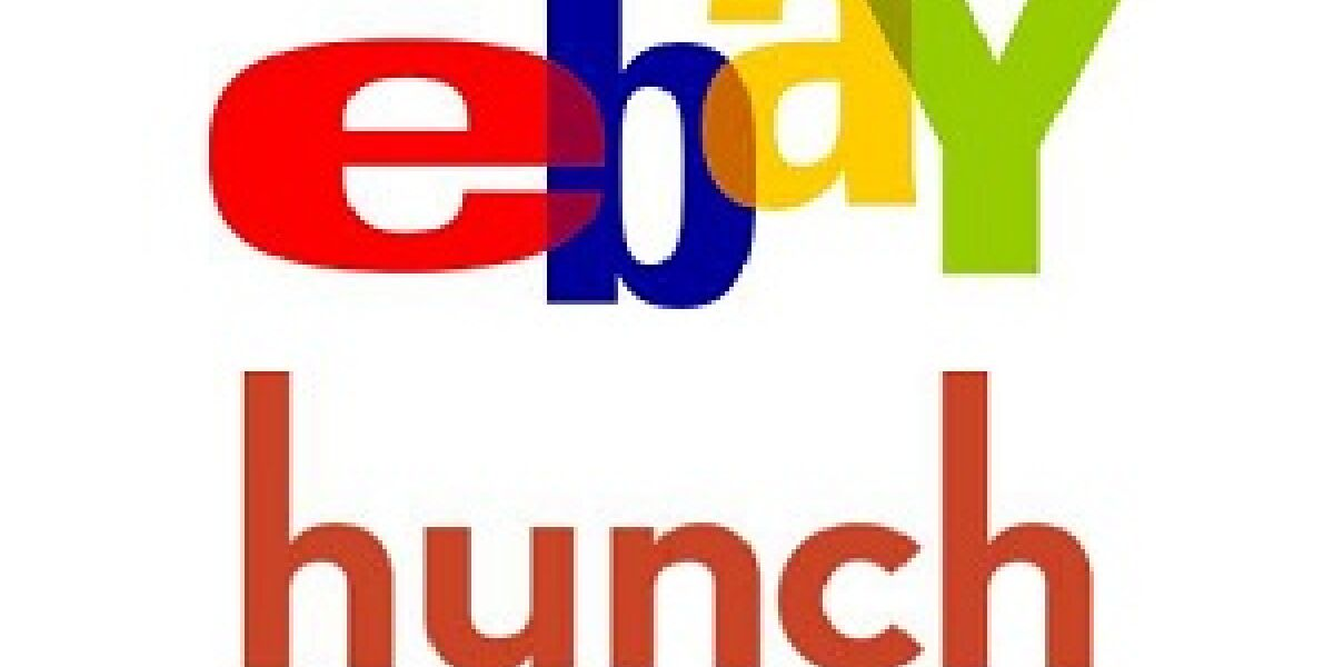 eBay kauft Hunch