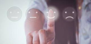 Emojis zur Bewertung der Customer Experience