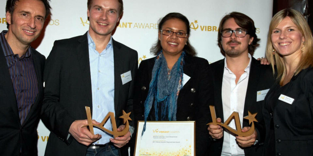 Vibrant Award 2011