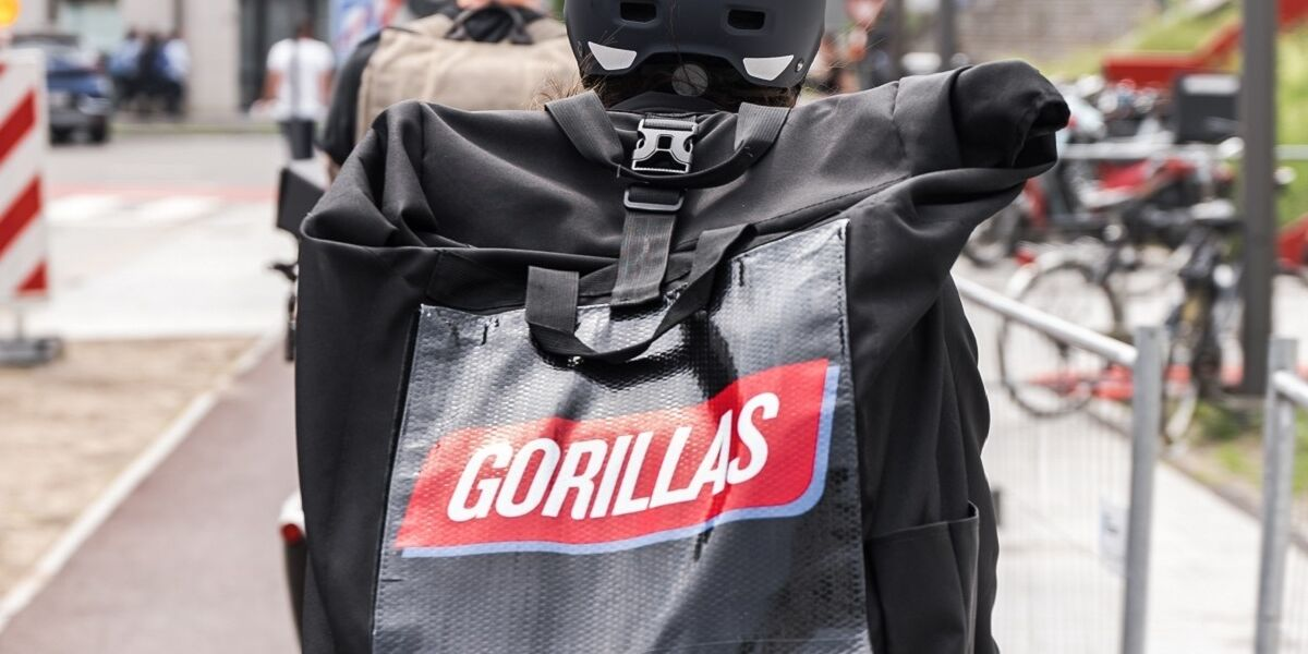 Gorillas Rider