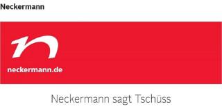 Website neckermann.de