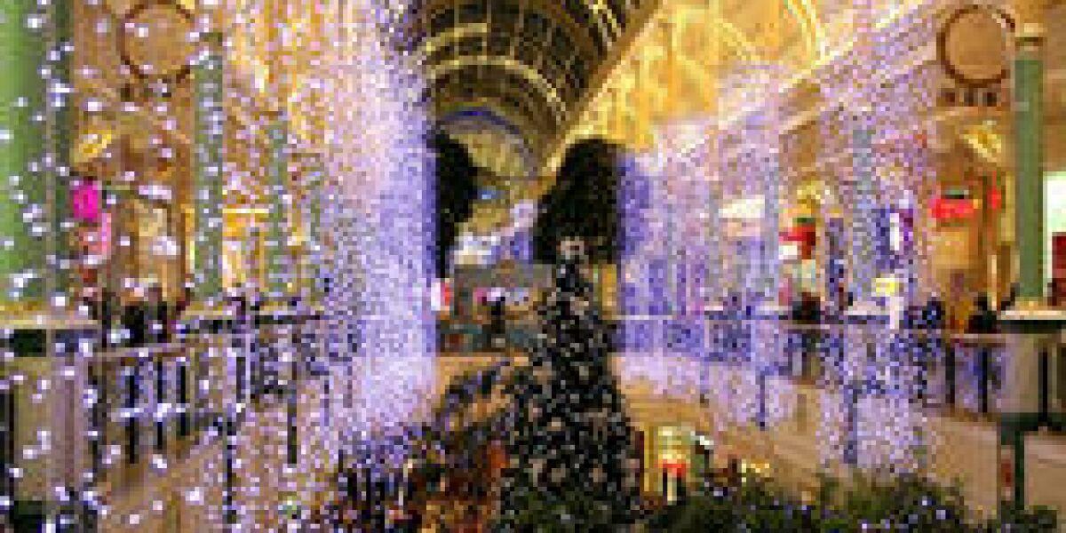 Fittkau & Maaß-Studie: Weihnachten wird nicht mobil