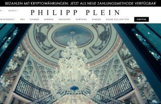 Onlineshop Philipp Plein
