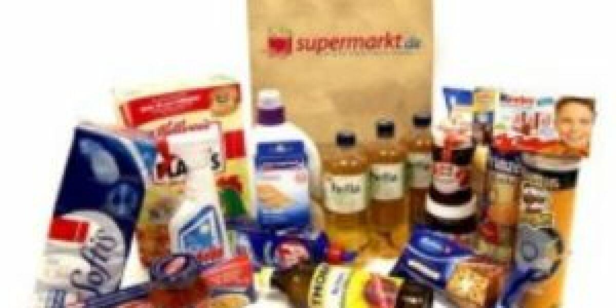 Supermarkt.de geht an den Start
