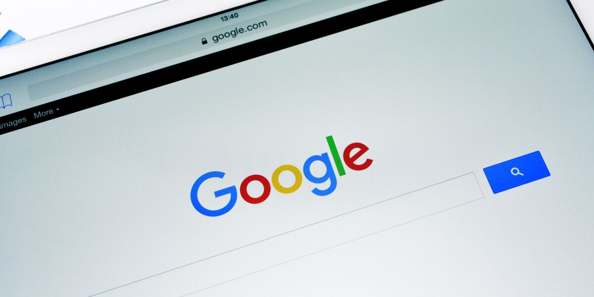 Google Suchfeld