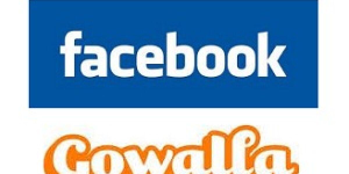 Facebook kauft Gowalla