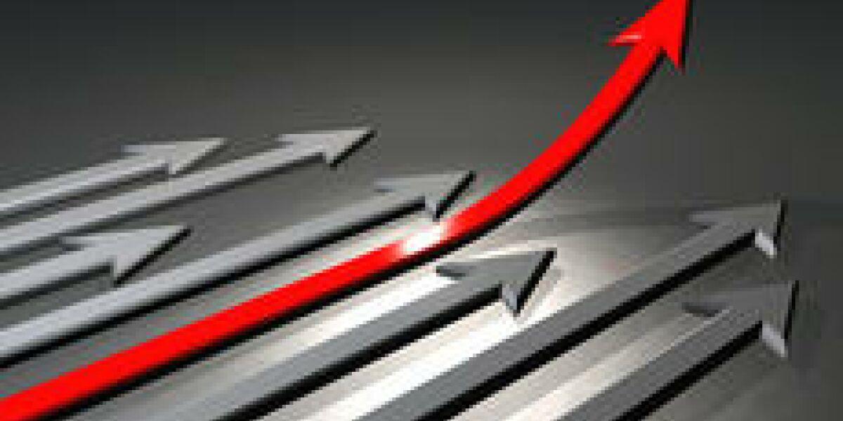 Werbemarktstudie: Zwei Prozent Wachstum prognostiziert