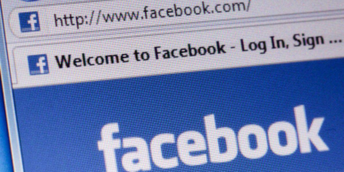 Sichheitslücke bei Facebook