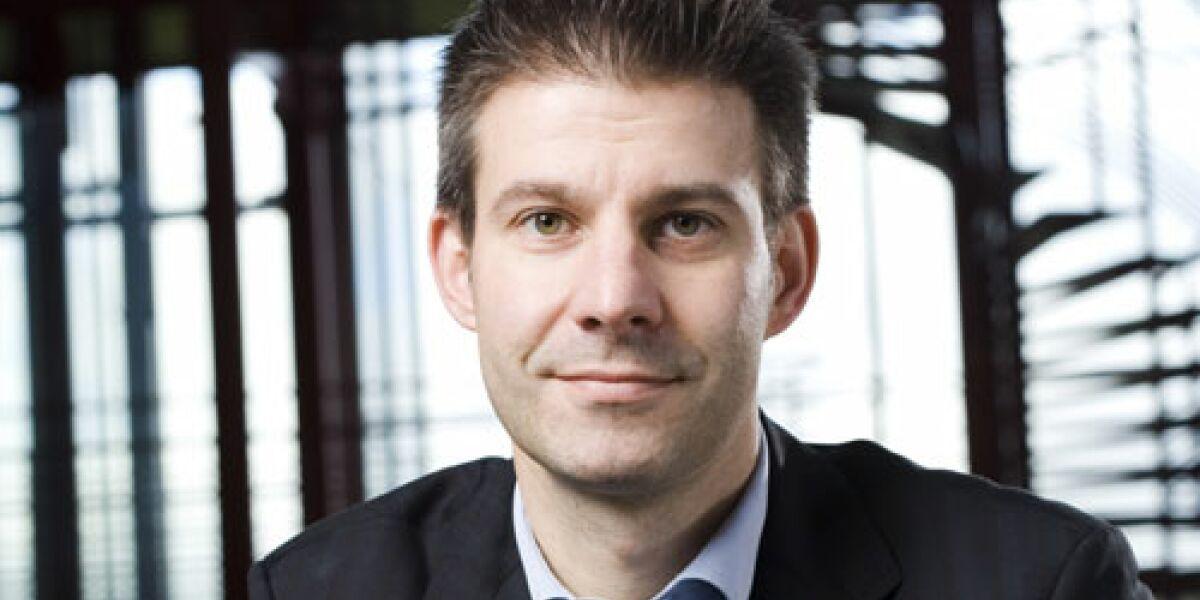 Mathias Hüske, Leiter Online- und Agenturvertrieb bei der Deutschen Bahn