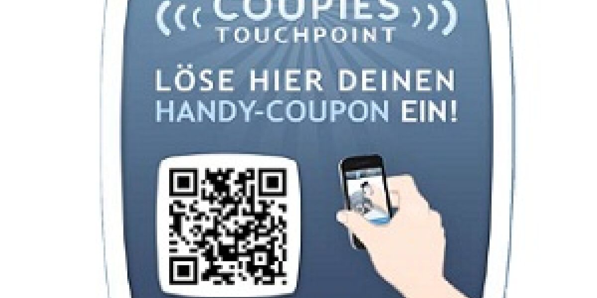 Mobile Couponing von Coupies
