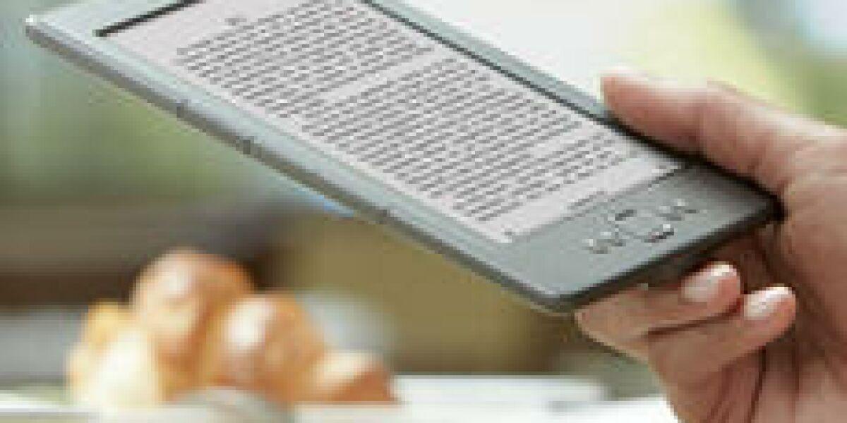 Verbreitung von E-Book-Readern