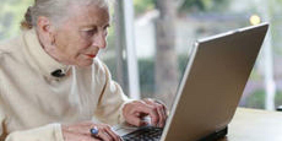 Soziales Netzwerken im Alter