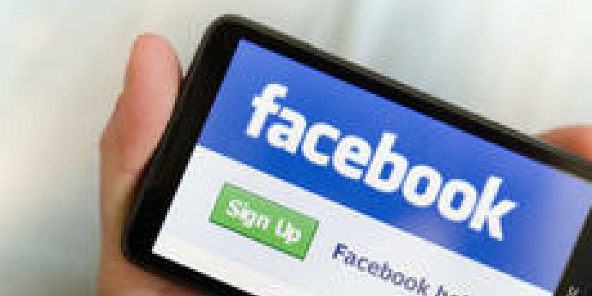 Facebook-App-Download boomt