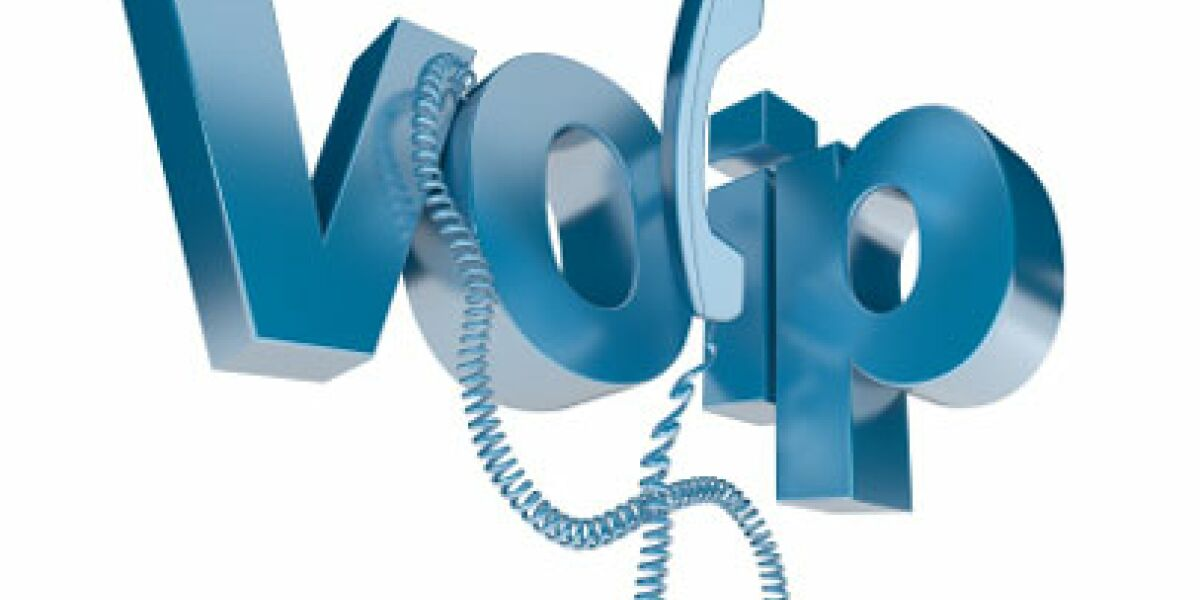 Internet-Telefonie wächst
