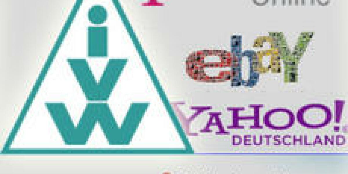IVW-Ranking für den Dezember 2011