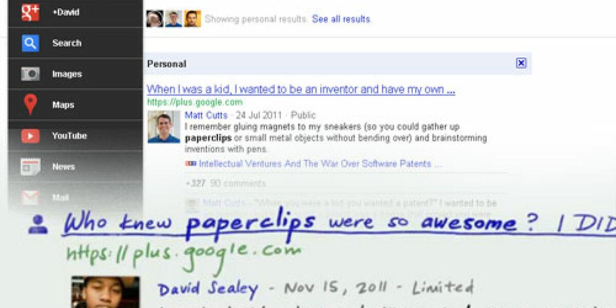 Google renoviert Design und Suche
