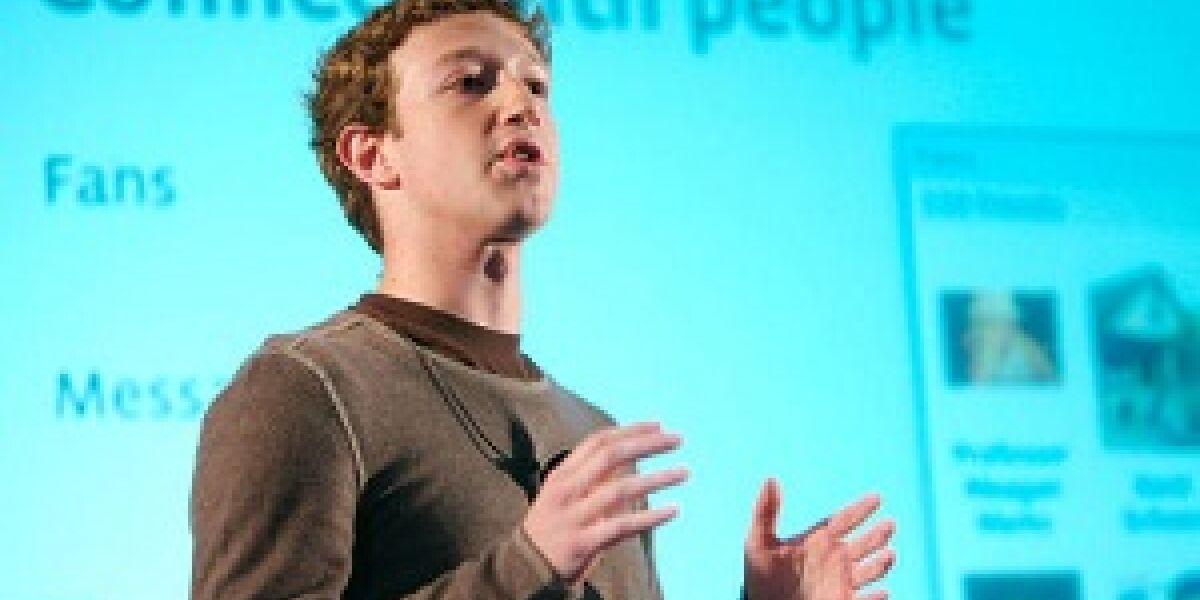 Facebook erhofft 100-Milliarden-Dollar Bewertung