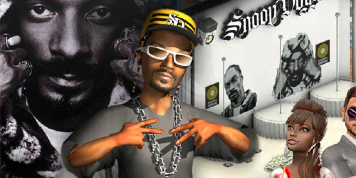 Snoop Dogg bringt Live-Konzerte auf Smeet