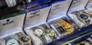 Gefälschte Uhren