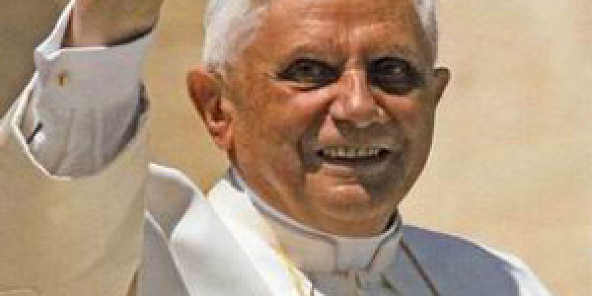 Papst Benedict XVI über Social Media