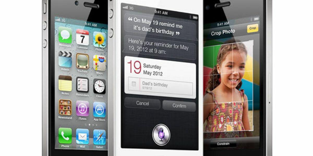 Apple bringt iPhone 5 im Sommer heraus