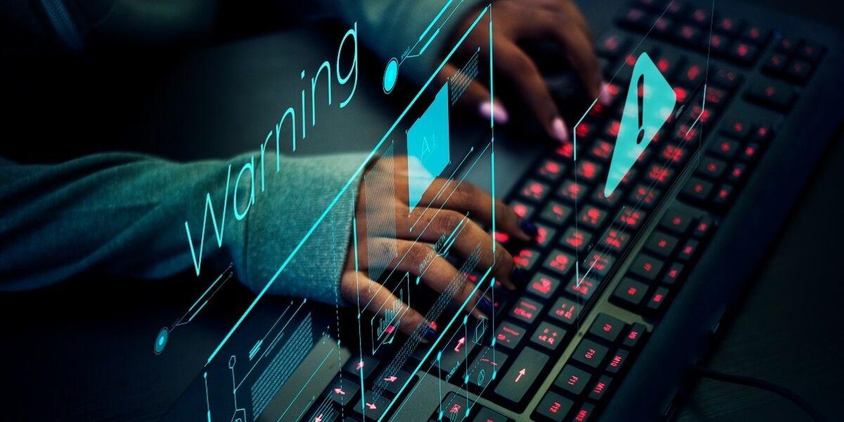 Online-Betrug Hacker