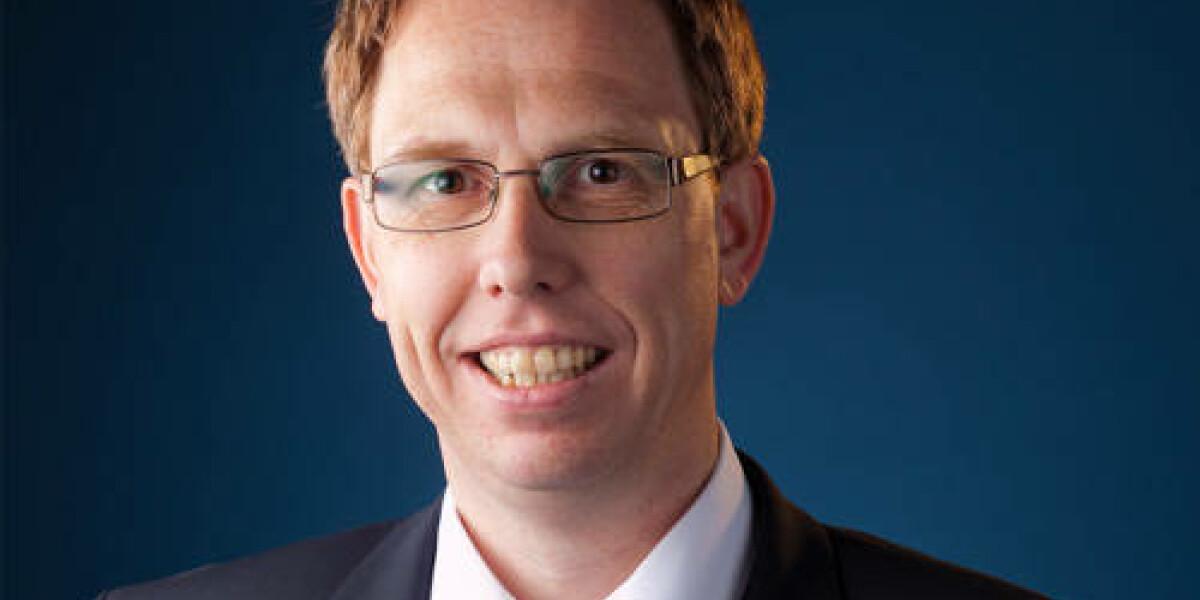Intershop-Vorstand Henry Göttler