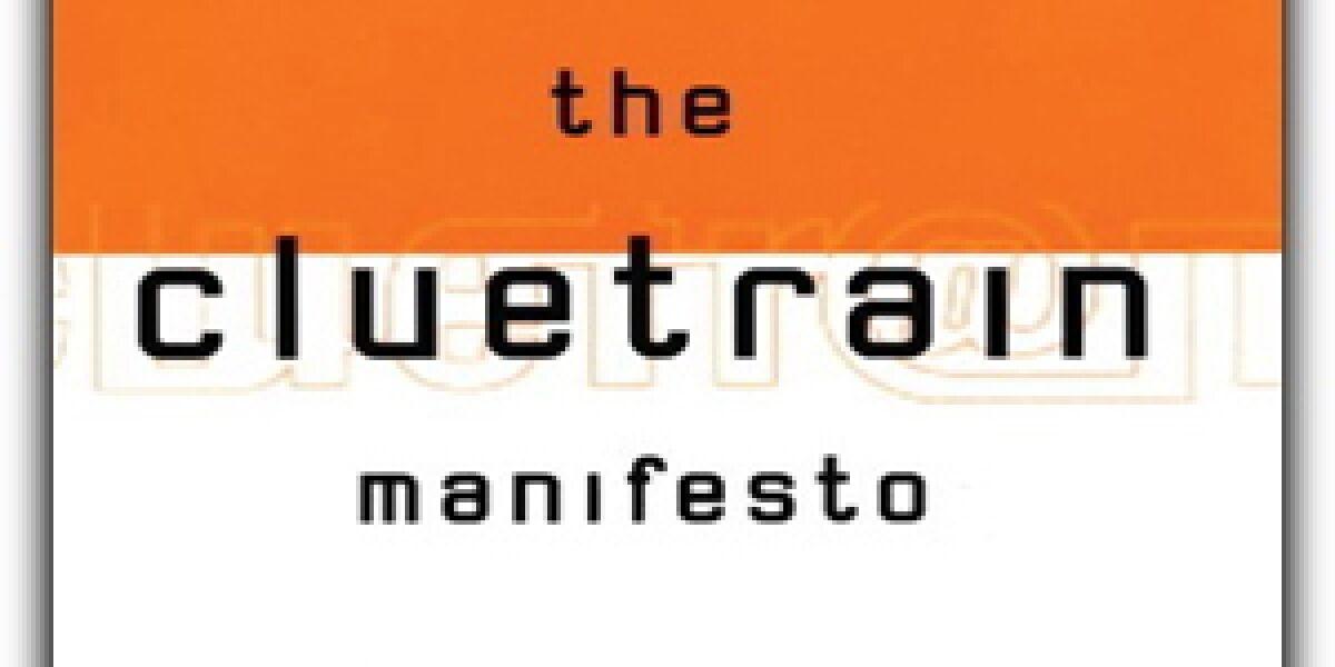 """Die Autoren des """"Cluetrain-Manifest"""" über ihre Thesen zwölf Jahre danach"""