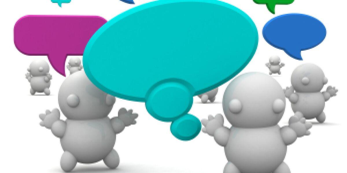 Kommunikation in Social Media Netzwerken
