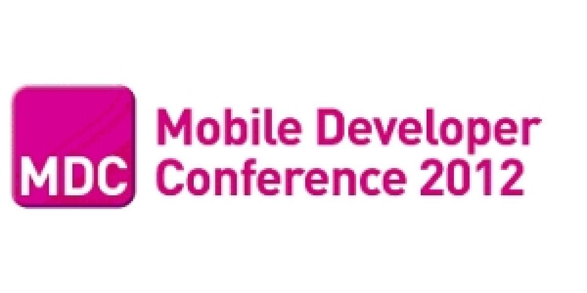 Mobile Developer Conference 2012