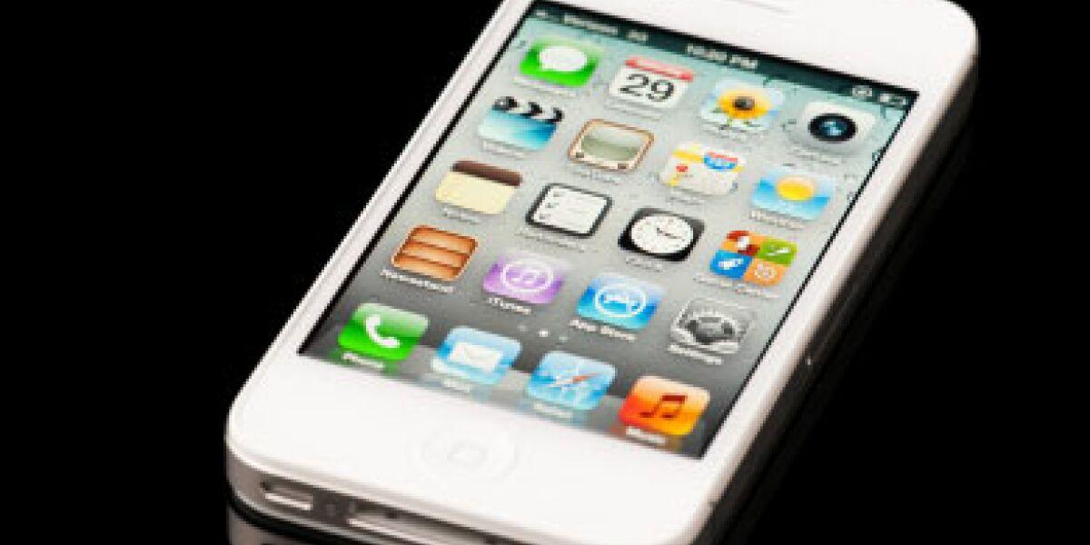 Smartphone-Verkauf boomt durch Apple-Rekordabsatz