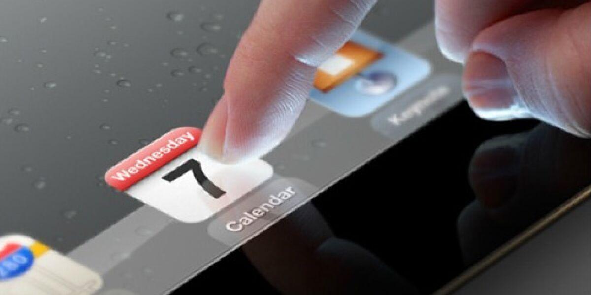 Wird das iPad 3 ein iPad HD?