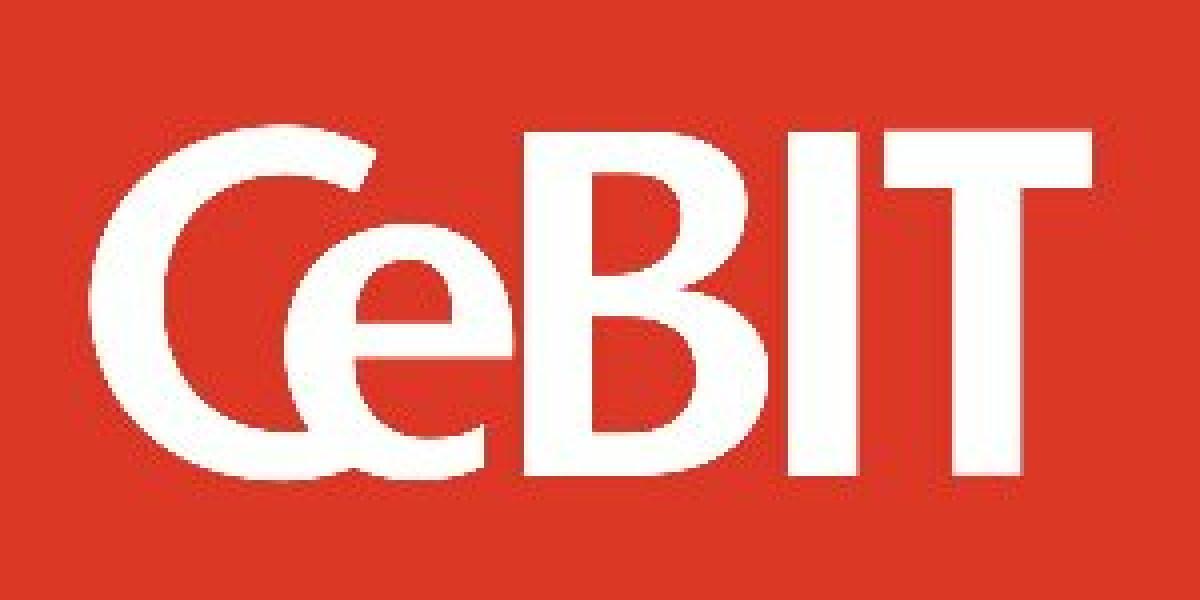 CeBIT-Eröffnung