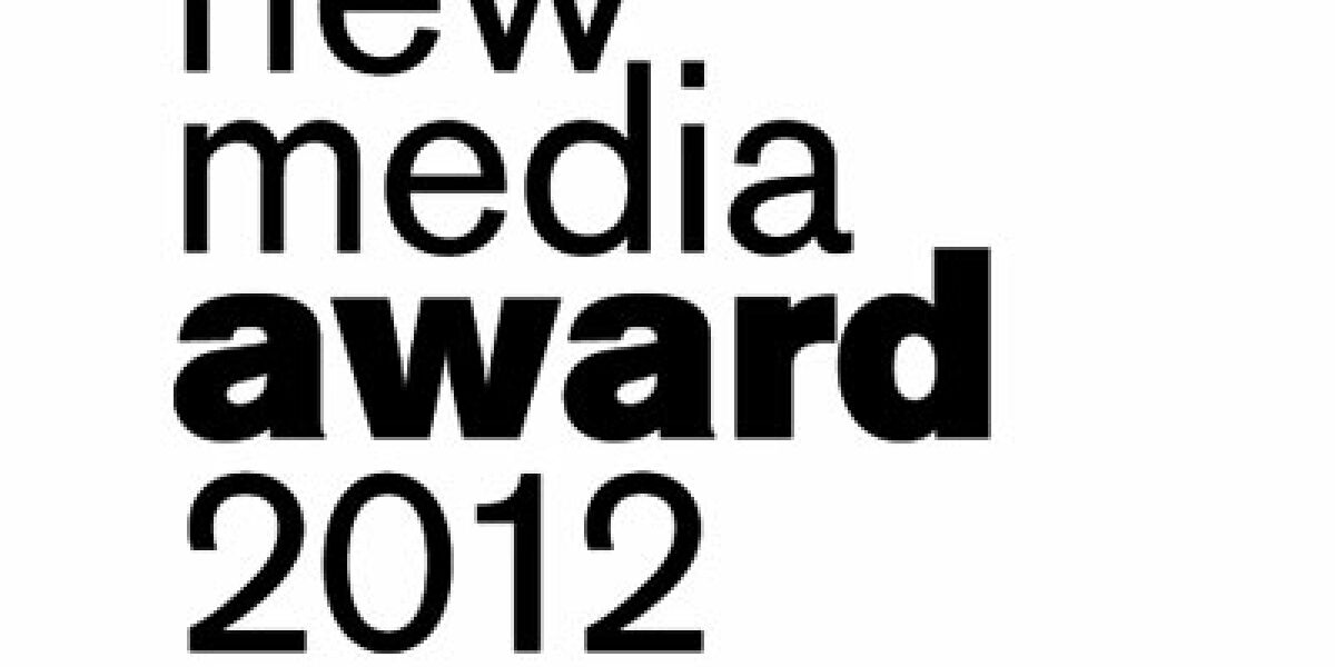 New Media Award 2012