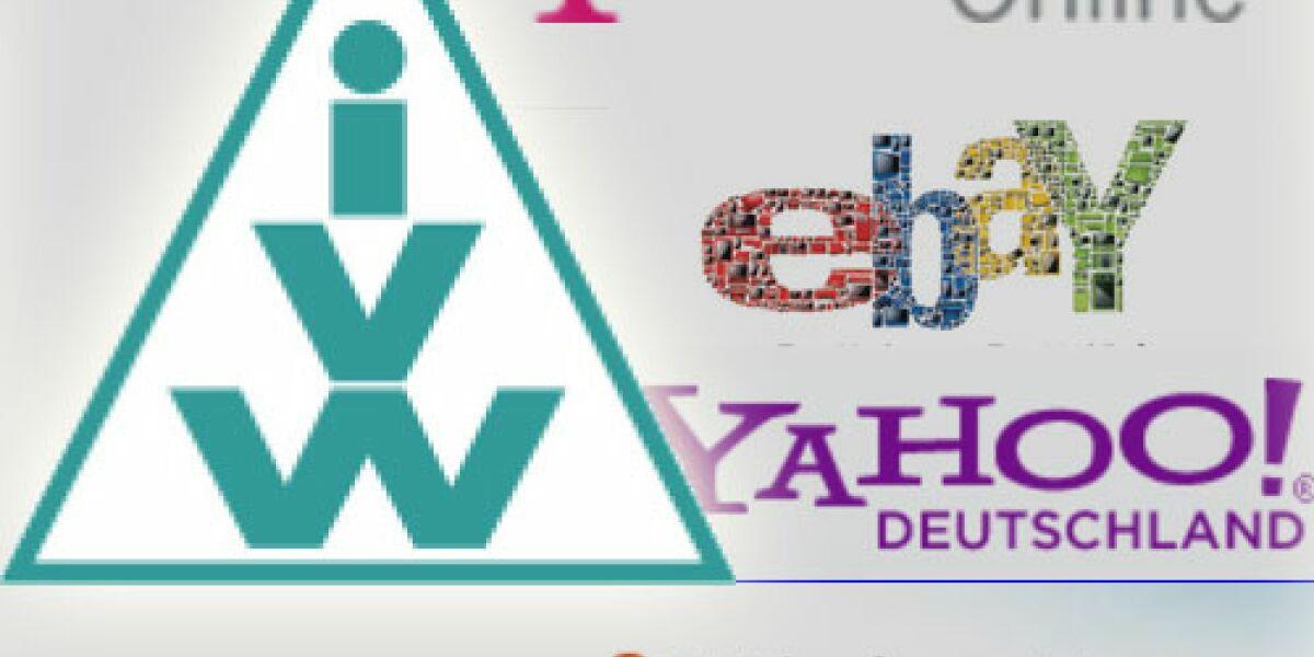 IVW-Ranking für Februar 2012