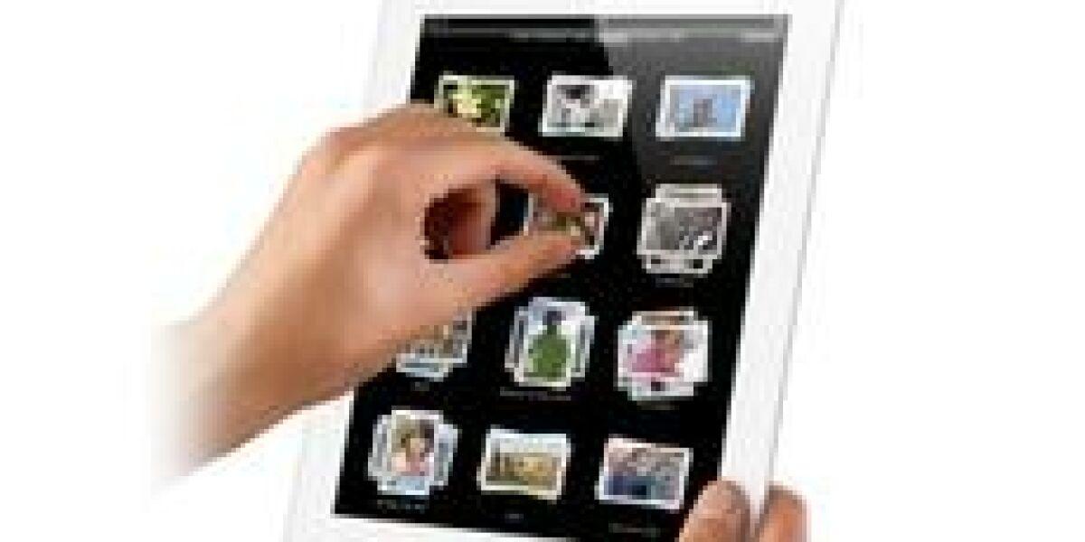 Erste iPad-Ladung ausverkauft