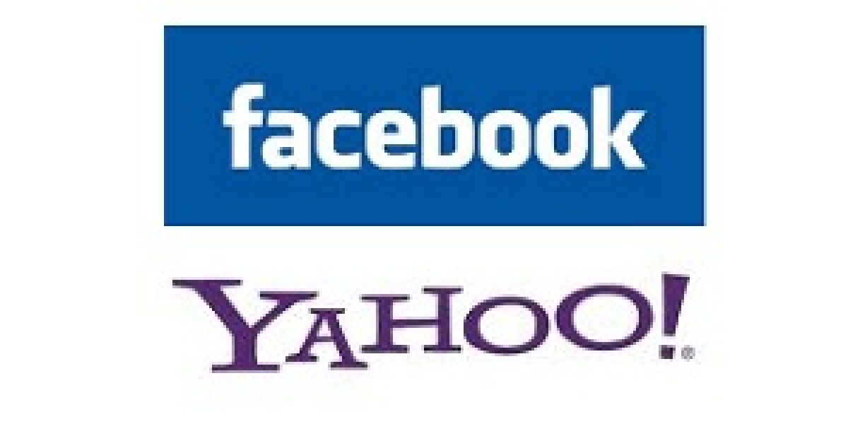 Yahoo klagt gegen Facebook