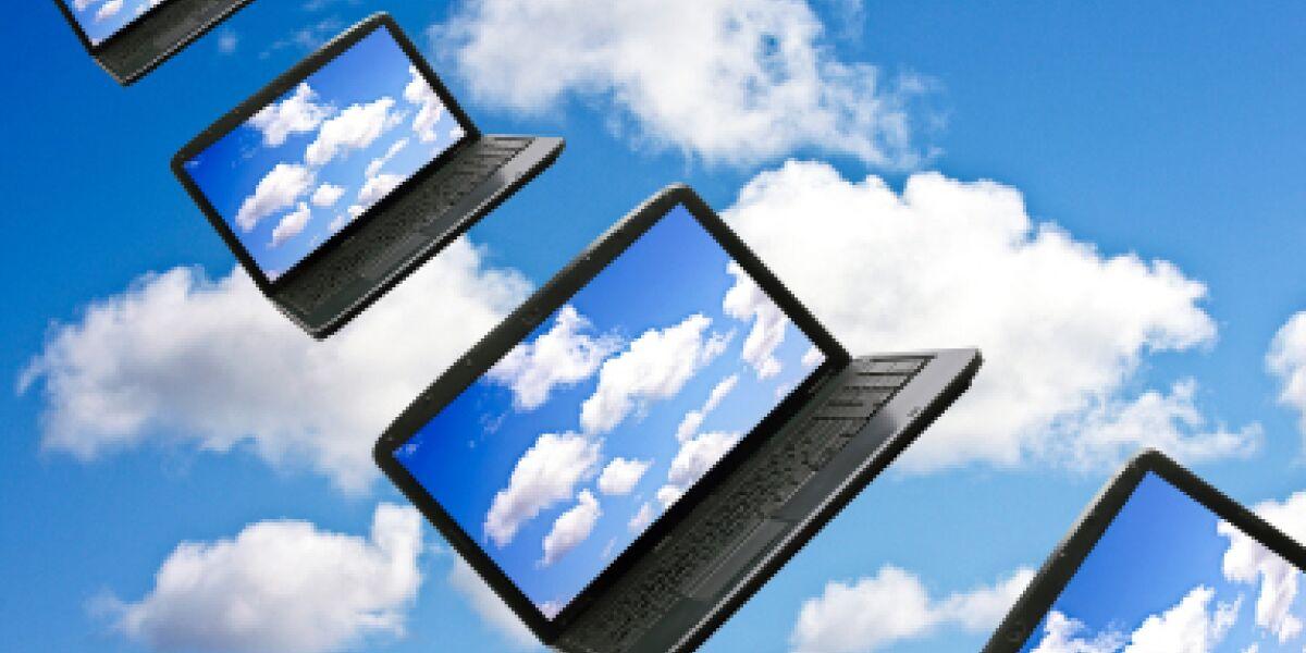 Cloud Computing-Studie von IDC und Microsoft