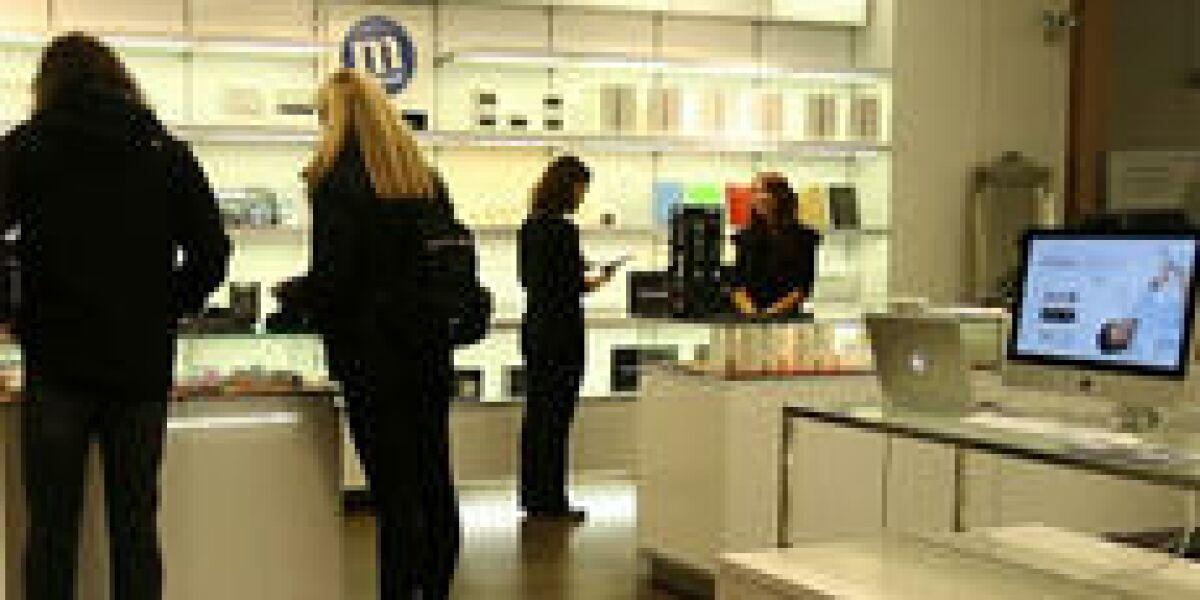 mStore startet QR-Shopping