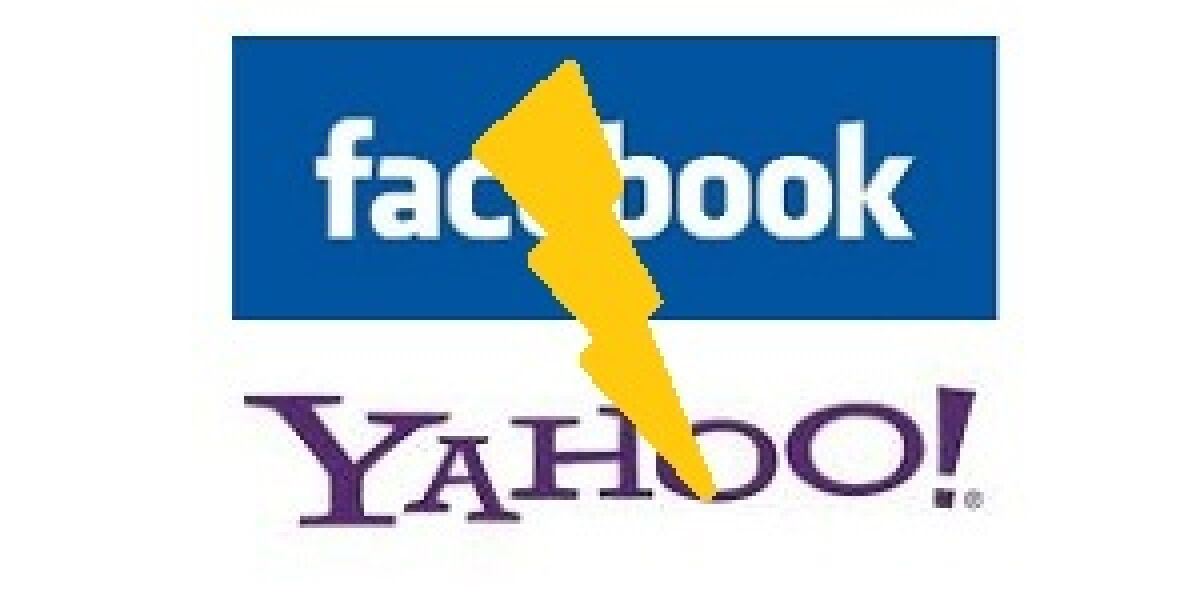 Patentstreit zwischen Yahoo und Facebook