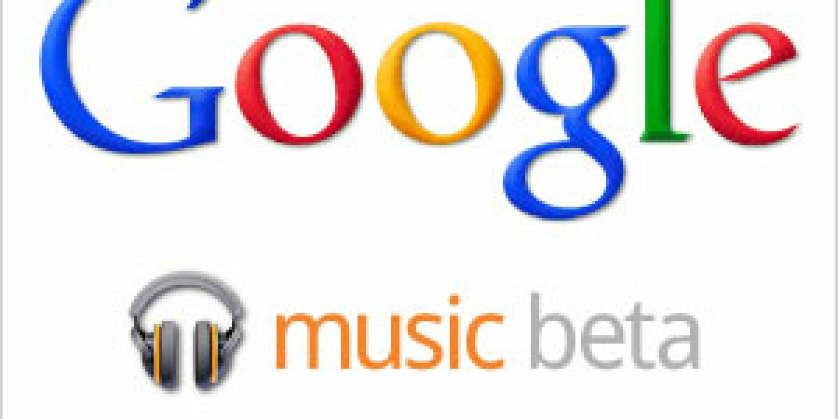 Experimente bei Google Music