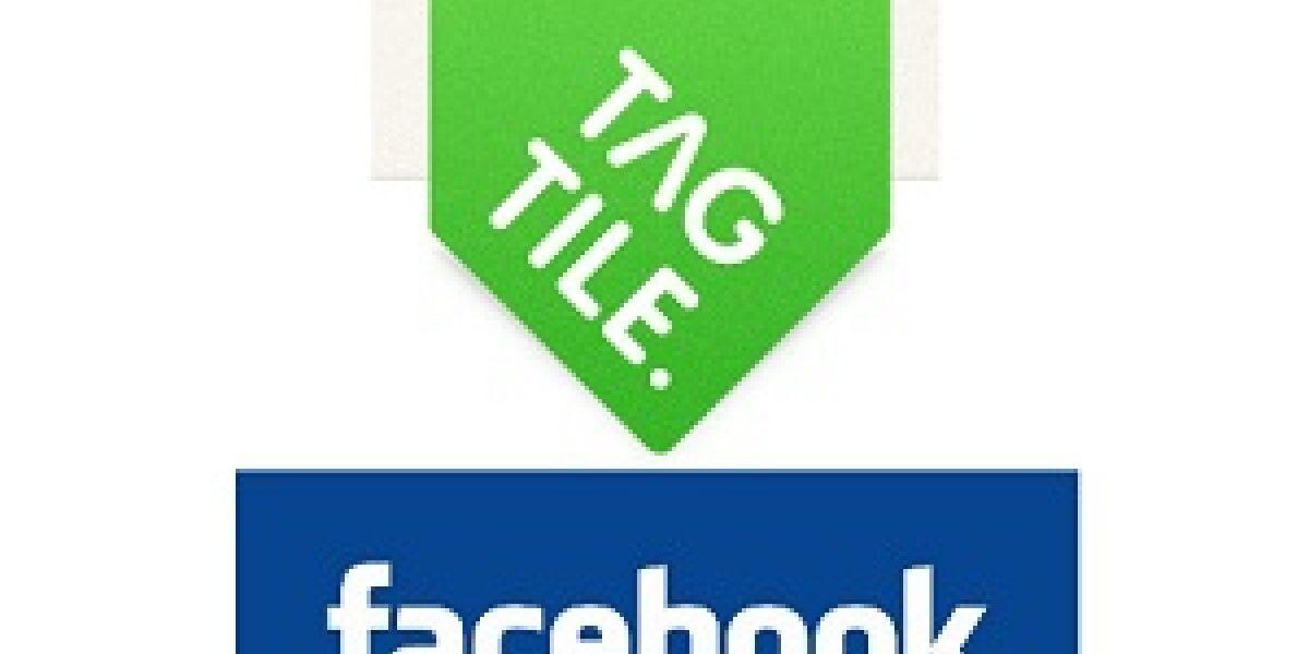 Facebook kauft Tagtile